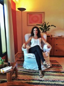 Psicóloga, Psicoterapeuta e Life Coach Vanessa s. Ganzerli